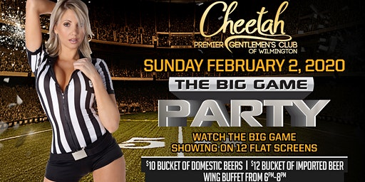 Championship Sunday at Cheetah Premier Gentlemen's Club
