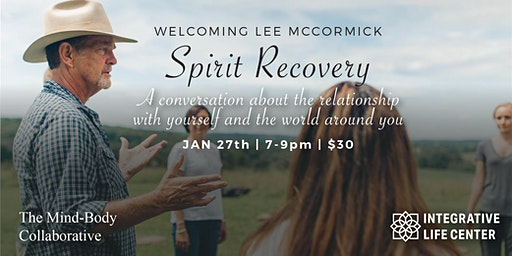 Spirit Recovery: A Conversation