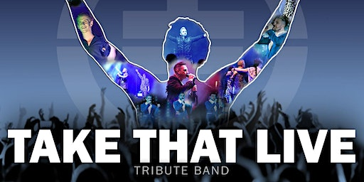 Take That live Tribute Night at the Ritz