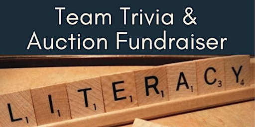 Literacy Council Team Trivia & Auction Fundraiser