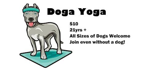 Doga Yoga w/ Your Dog tickets