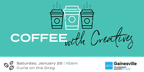 Coffee with Creatives | January 2020 tickets