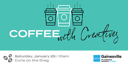 Coffee with Creatives | January 2020