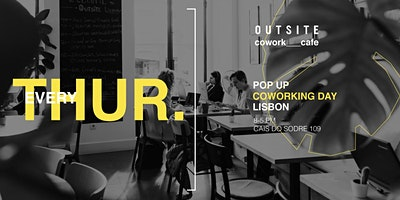 Pop-Up Coworking Day in Lisbon