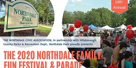 Northdale Family Fun Festival Vendors 2020 tickets