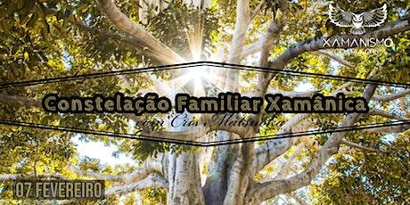 Constelação Familiar Xamânica com Cris Matsuoka ingressos