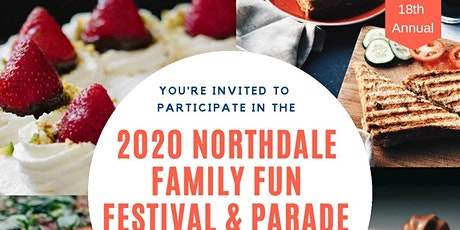 Northdale Family Fun Festival Food Vendor 2020 tickets