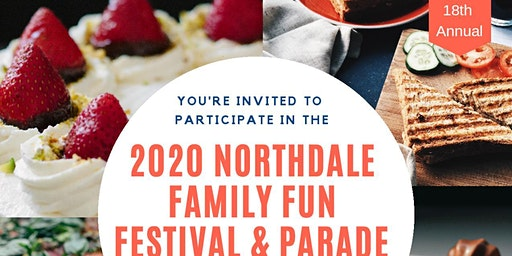Northdale Family Fun Festival Food Vendor 2020