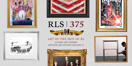 Art of the Men of RL: Alumni Art Exhibit