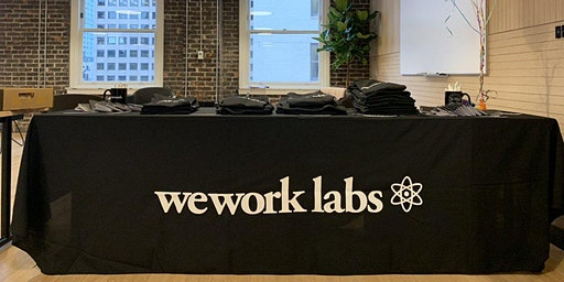 Portland WeWork Labs - One Year Anniversary Party/Showcase