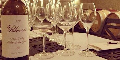 Palmaz Winery Dinner tickets