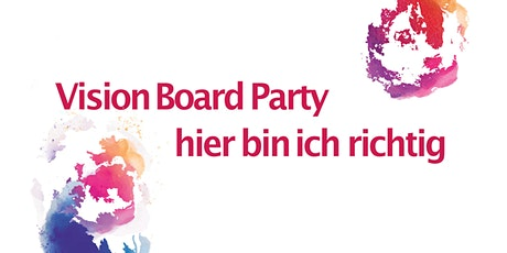 Vision Board Party Workshop tickets