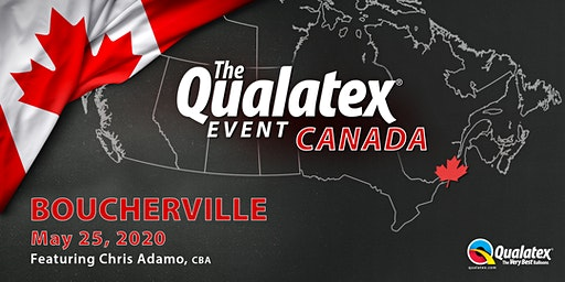 The Qualatex Event Canada - Boucherville