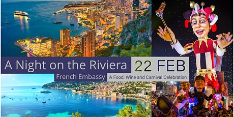 A Night on the Riviera tickets