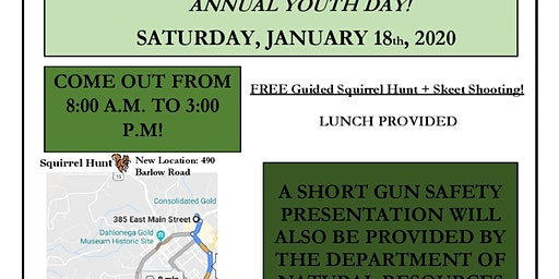 Lumpkin County Sheriff's Office Youth Day