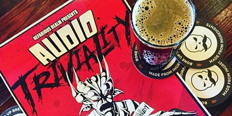 Audio Triviality: Music-Themed Trivia Night tickets