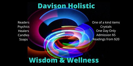 Wisdom & Wellness Fair tickets