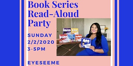 The Achievers Read-Aloud Party (Free Admission) billets