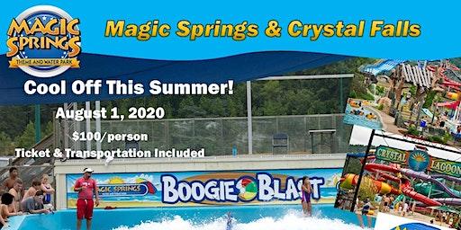 Magic Springs / Bath House - August 1, 2020