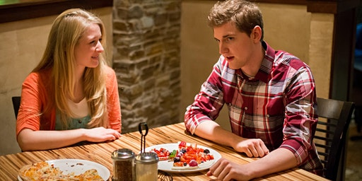 National Spouse Day: Date Night - Build Your Own Pizza