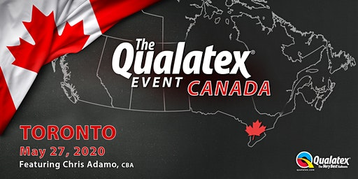 The Qualatex Event Canada - Toronto