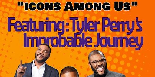 """ICONS AMONG US"" Black History Month Prayer Breakfast"