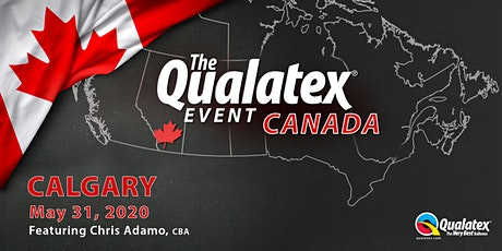 The Qualatex Event Canada - Calgary tickets