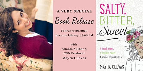 Book Release, Q&A and Signing with YA RomCom Author Mayra Cuevas tickets