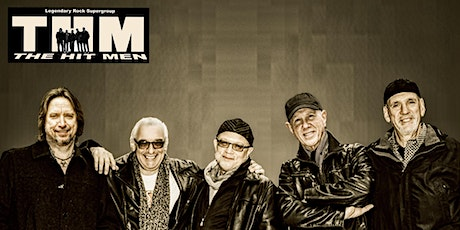 The Hitmen - Legendary Rock Supergroup tickets