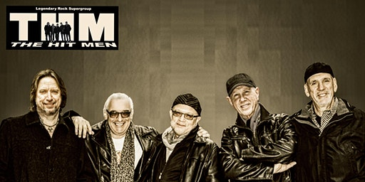 The Hitmen - Legendary Rock Supergroup