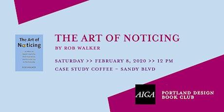 AIGA Portland Design Book Club, February 2020 tickets