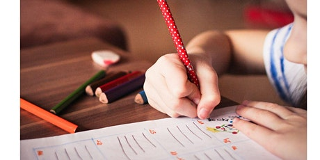Fine motor & Handwriting Summer Program for 6-9 year olds tickets