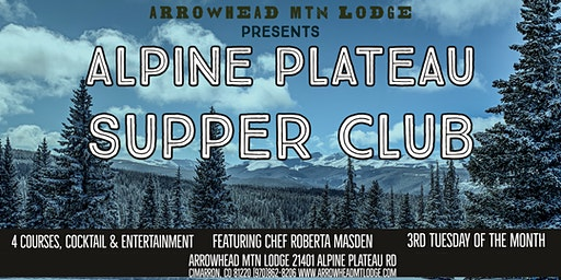 Alpine Plateau Supper Club