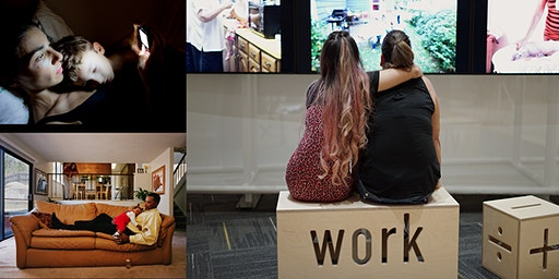 Showing (work x family) Opening Reception
