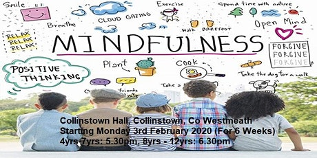 Creative Mindfulness for Children tickets