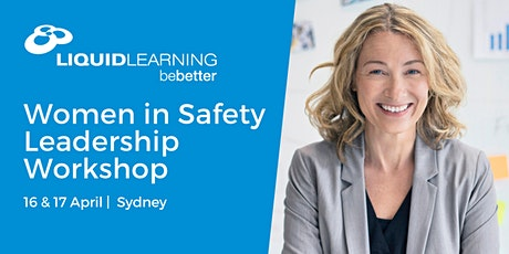 Women in Safety Leadership Workshop Sydney tickets