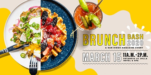 San Diego Magazine's 2020 Brunch Bash