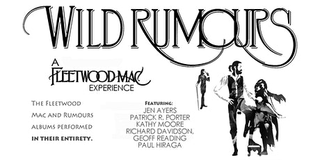 Wild Rumours-A Fleetwood Mac Experience tickets