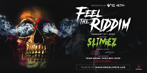 Feel The Riddim