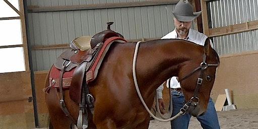 Bridle Work Methodology - Russ Krachun Kozak Horsemanship Clinic