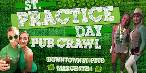 St. Practice Day Pub Crawl 2020