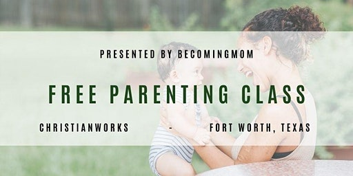 The First Weeks: A Guide to Mother & Baby Care- FREE PARENTING CLASS