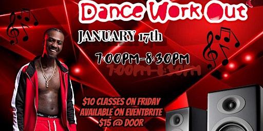 Meechie Ro's 2nd Annual Dance / Work Class