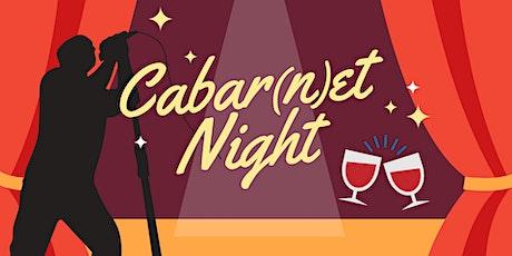 Cabar(n)et Night tickets
