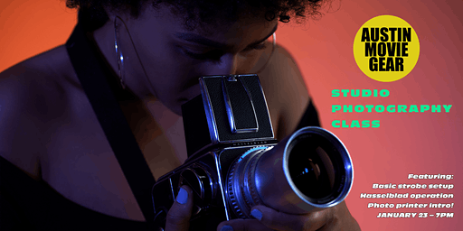 Studio Photography Class