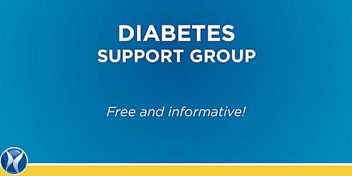 Diabetes Support Group, Wellness Series