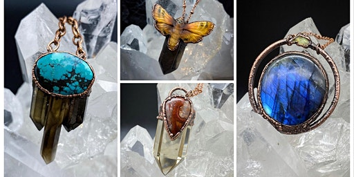 Electroformed Jewelry Design Workshop