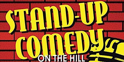 Thousand Oaks Hillcrest Standup Comedy -- Sat, April 11