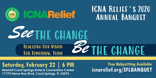ICNA Relief South Florida Banquet