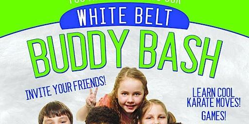 White Belt Buddy Bash!
